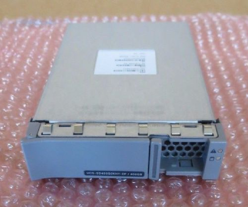 Cisco 400GB 3.5 inch Hybrid Enterprise performance 12G SAS SSD UCS-SD400G0KHY-EP
